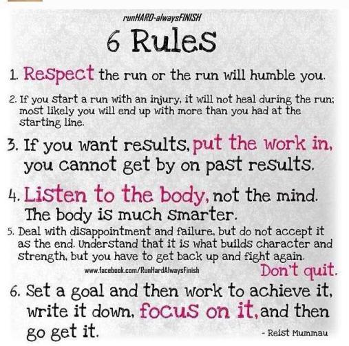 running-mantra