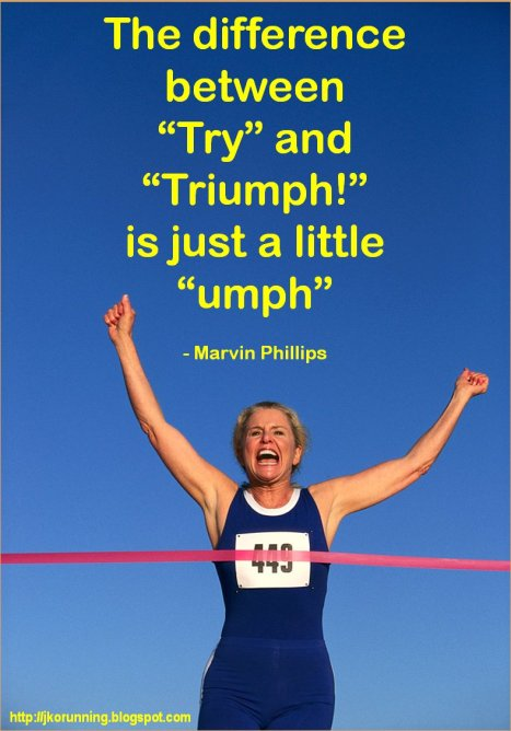 Diff btw Try & Triumph_jkorunning_inspirational_promo_3 2012